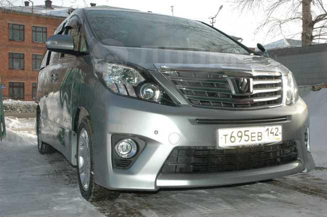 Toyota Alphard, 2011 год, 1 550 000 руб.