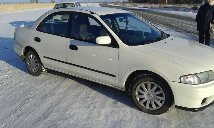 Mazda Familia, 1997 год, 140 000 руб.