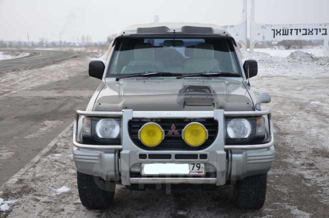 Mitsubishi Pajero, 1996 год, 600 000 руб.