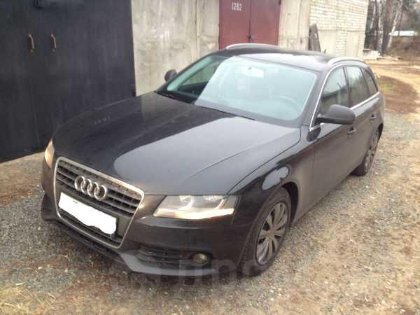 Audi A4, 2009 год, 760 000 руб.