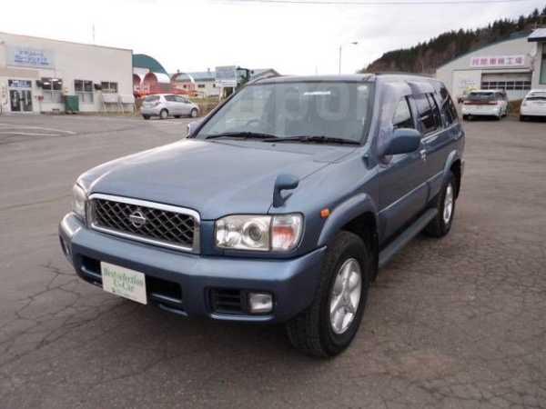 Nissan Terrano, 2002 год, 197 000 руб.