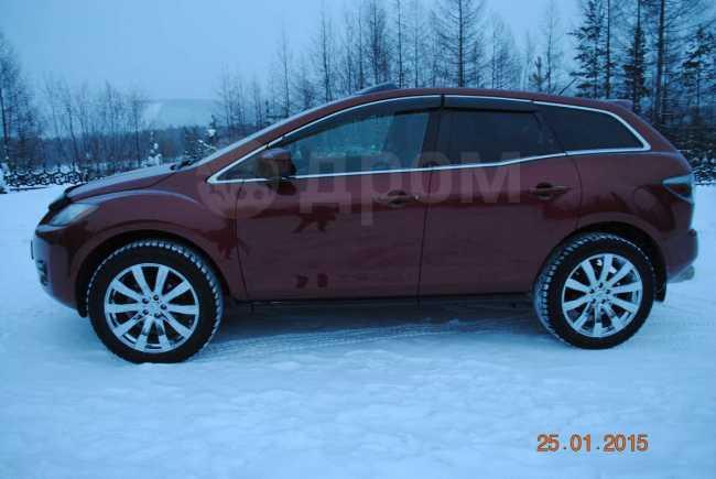 Mazda CX-7, 2007 год, 780 000 руб.