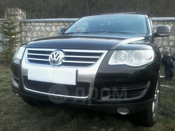 Volkswagen Touareg, 2008 год, $21000