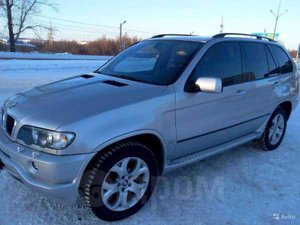 BMW X5, 2003 год, 545 000 руб.
