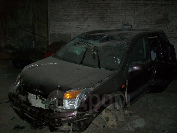 Ford Fusion, 2008 год, 130 000 руб.