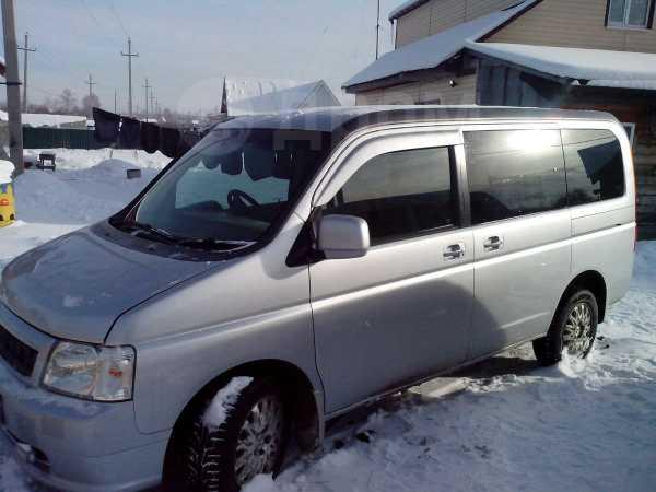 Honda Stepwgn, 2001 год, 360 000 руб.