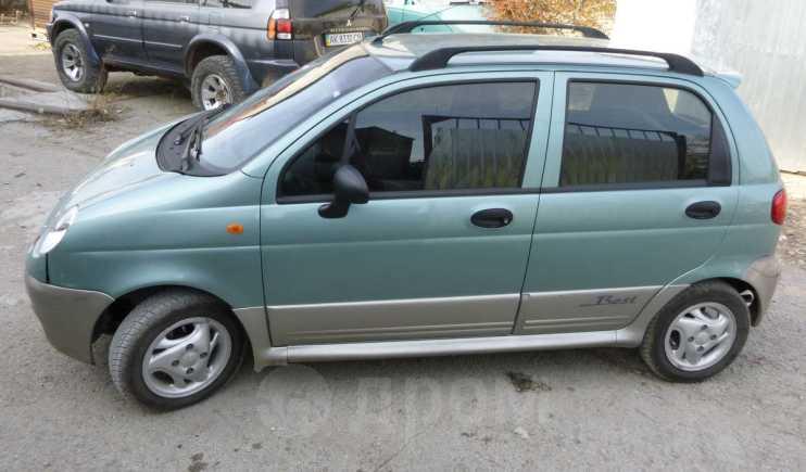 Daewoo Matiz, 2008 год, 205 429 руб.