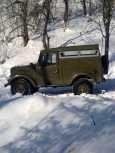 ГАЗ 69, 1954 год, 100 000 руб.