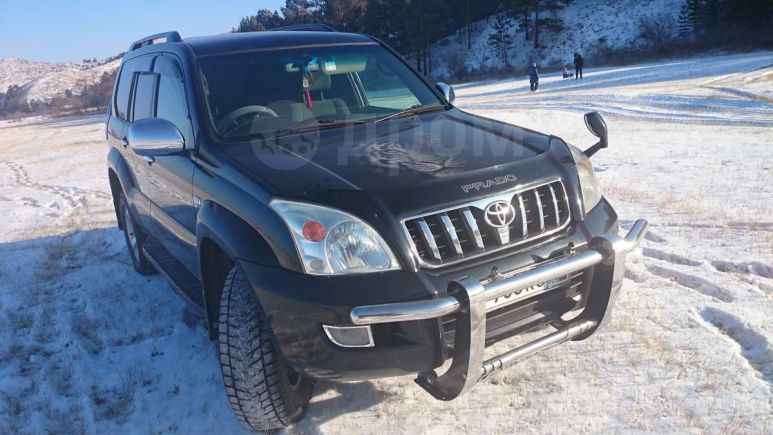 Toyota Land Cruiser Prado, 2004 год, 980 000 руб.