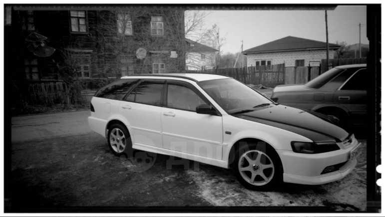 Honda Accord, 2000 год, 320 000 руб.