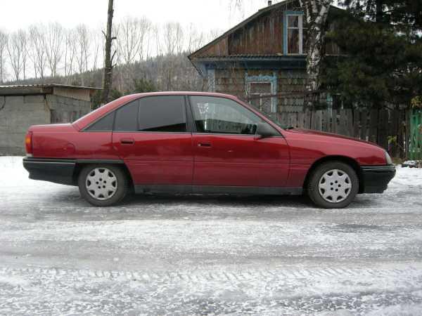 Opel Omega, 1988 год, 59 000 руб.