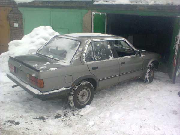 BMW 3-Series, 1986 год, 25 000 руб.