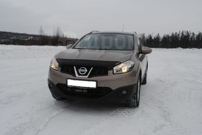 Nissan Qashqai+2, 2010 год, 870 000 руб.