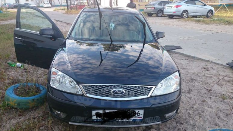 Ford Mondeo, 2007 год, 270 000 руб.