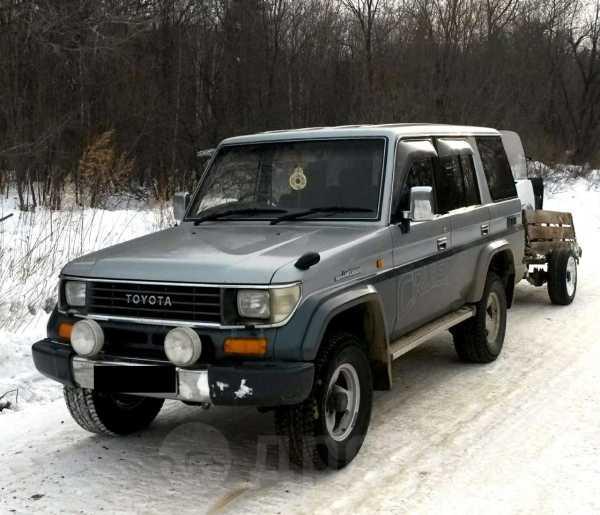 Toyota Land Cruiser Prado, 1995 год, 350 000 руб.