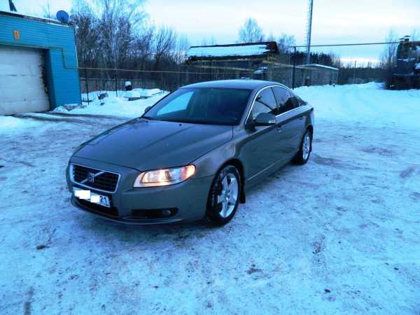 Volvo S80, 2007 год, 560 000 руб.