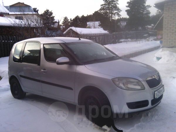 Skoda Roomster, 2008 год, 315 000 руб.