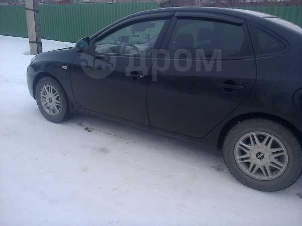 Hyundai Elantra, 2007 год, 369 000 руб.