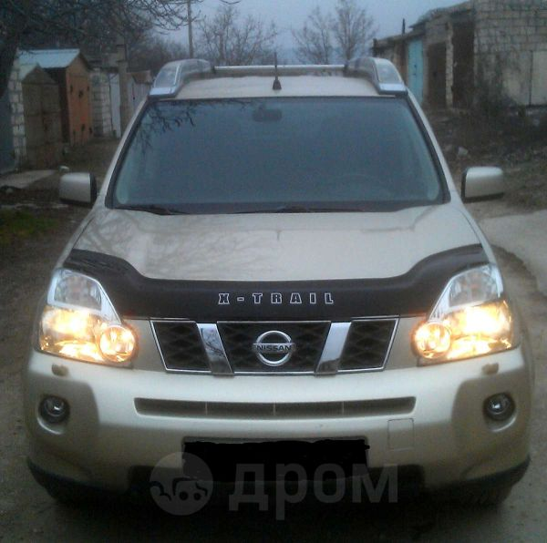 Nissan X-Trail, 2007 год, 880 410 руб.