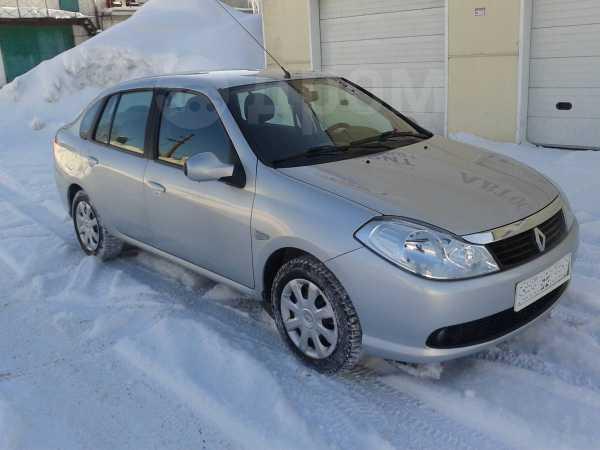 Renault Symbol, 2009 год, 315 000 руб.