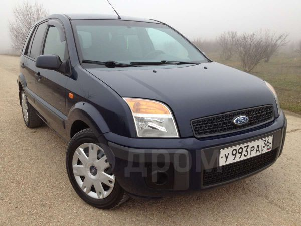 Ford Fusion, 2009 год, 385 000 руб.