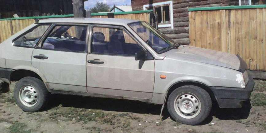 Лада 2109, 1994 год, 70 000 руб.