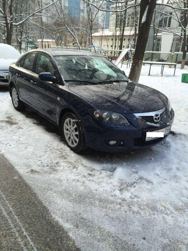 Mazda Mazda3, 2008 год, 450 000 руб.