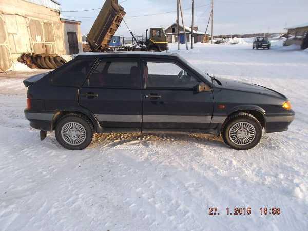 Лада 2114 Самара, 2005 год, 140 000 руб.