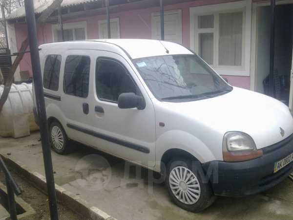 Renault Kangoo, 2001 год, 280 000 руб.