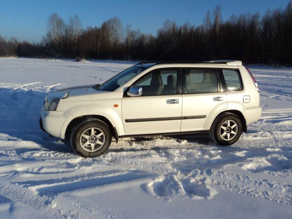 Nissan X-Trail, 2002 год, 490 000 руб.