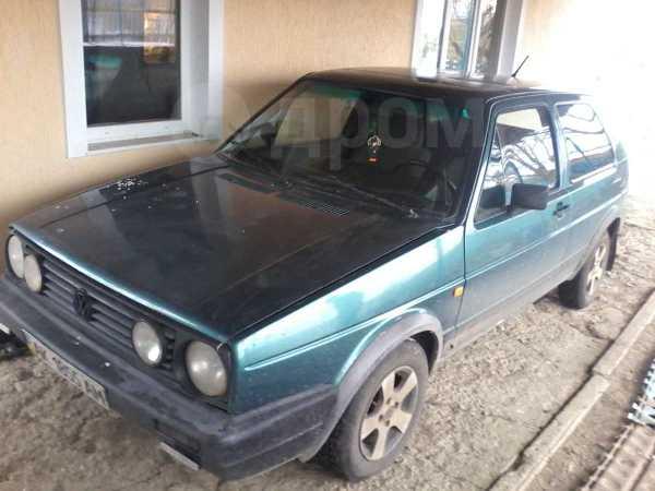 Volkswagen Golf, 1989 год, 120 000 руб.