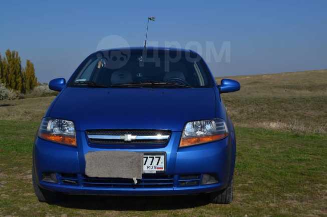 Chevrolet Aveo, 2006 год, 293 470 руб.