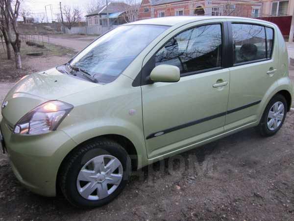 Daihatsu Sirion, 2005 год, 320 000 руб.