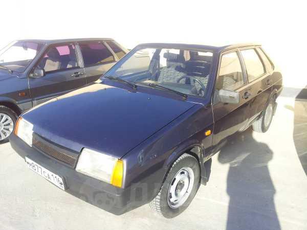 Лада 21099, 2001 год, 118 000 руб.
