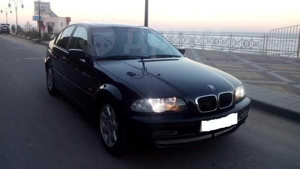 BMW 3-Series, 1999 год, $6000