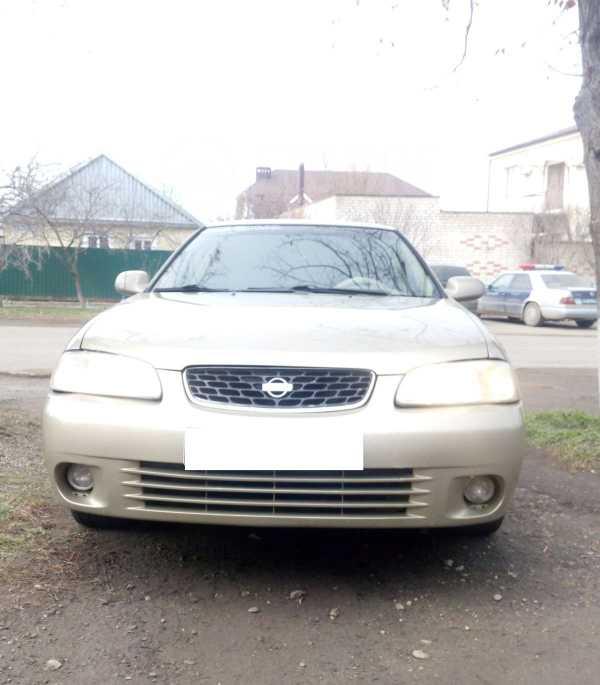Nissan Sentra, 2002 год, 220 000 руб.