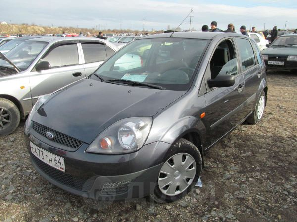 Ford Fiesta, 2008 год, 370 000 руб.