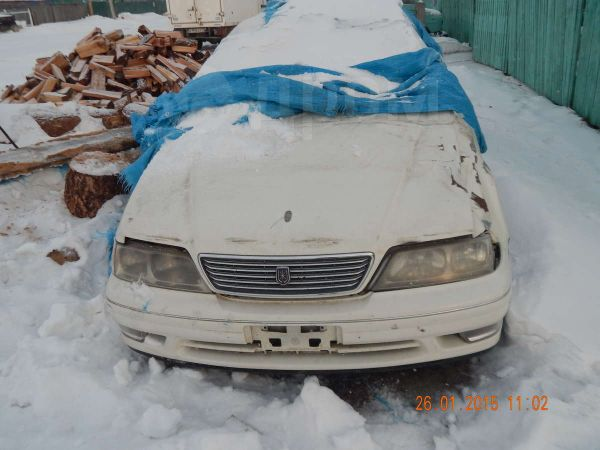 Toyota Mark II, 1997 год, 100 000 руб.