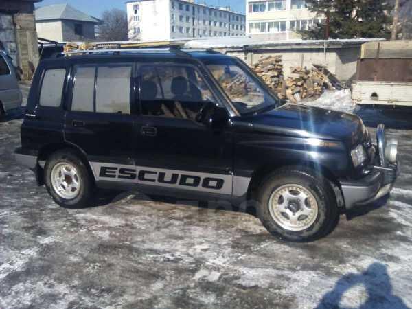 Suzuki Escudo, 1994 год, 260 000 руб.
