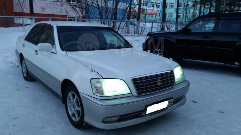 Toyota Crown, 2000 год, 390 000 руб.