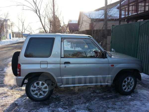 Mitsubishi Pajero Mini, 1996 год, 140 000 руб.