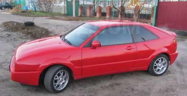 Volkswagen Scirocco, 1990 год, 255 000 руб.