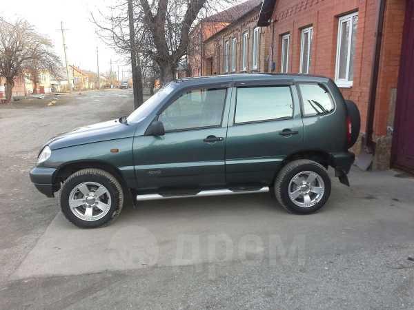 Chevrolet Niva, 2009 год, 320 000 руб.