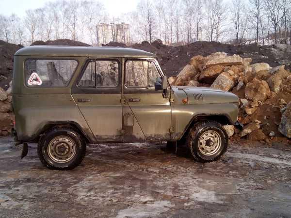 УАЗ 3151, 2003 год, 180 000 руб.