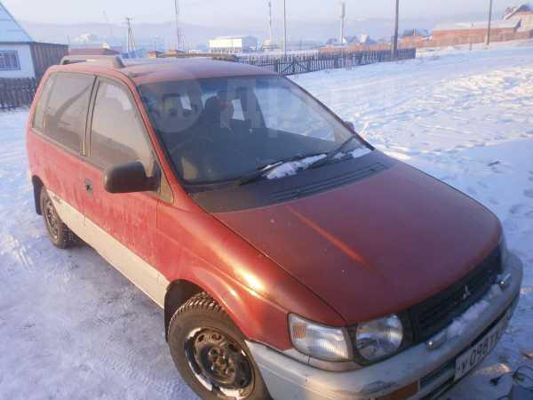 Mitsubishi RVR, 1993 год, 130 000 руб.