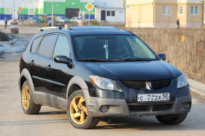 Pontiac Vibe, 2003 год, 330 000 руб.