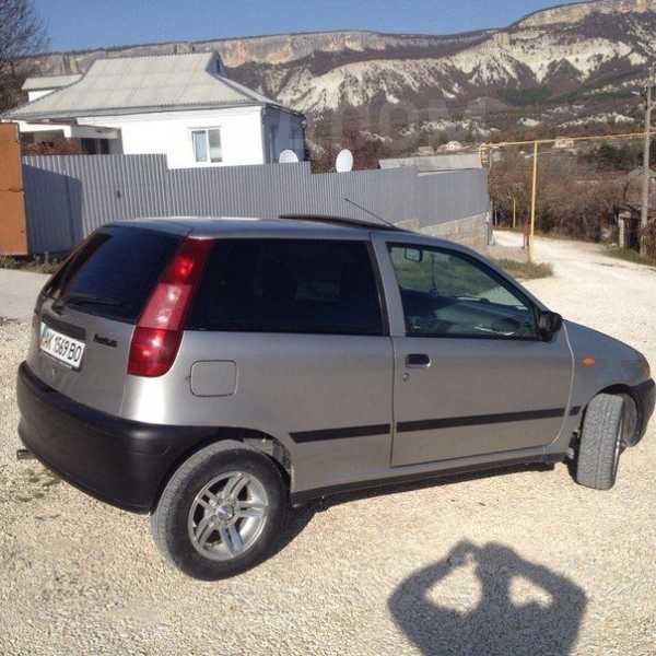 Fiat Punto, 1994 год, 170 000 руб.