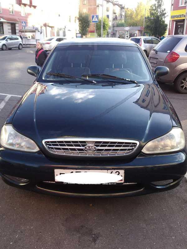 Kia Clarus, 2001 год, 150 000 руб.