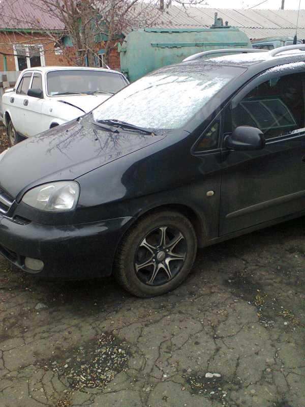 Chevrolet Rezzo, 2008 год, 375 000 руб.