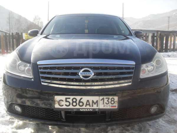 Nissan Fuga, 2005 год, 650 000 руб.